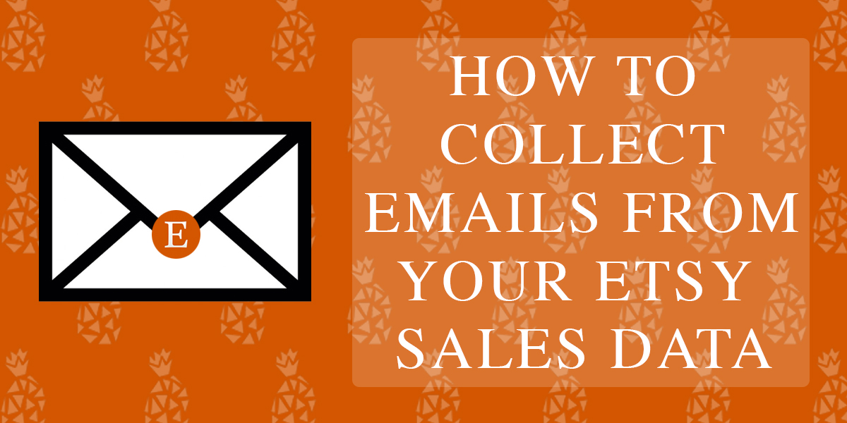 how to collect blog posts from your etsy data